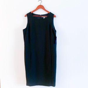 !Closet Clear Out! NWT Midi Black Dress